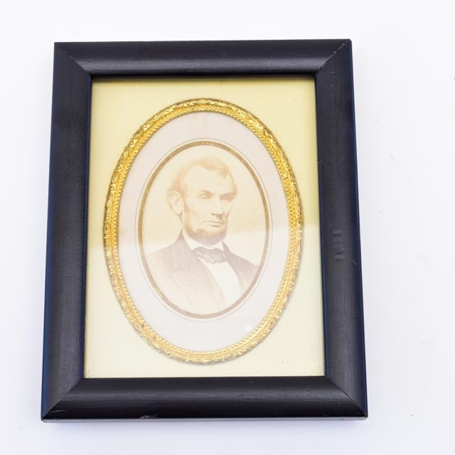 Civil War Era Carte de Visite of Abraham Lincoln