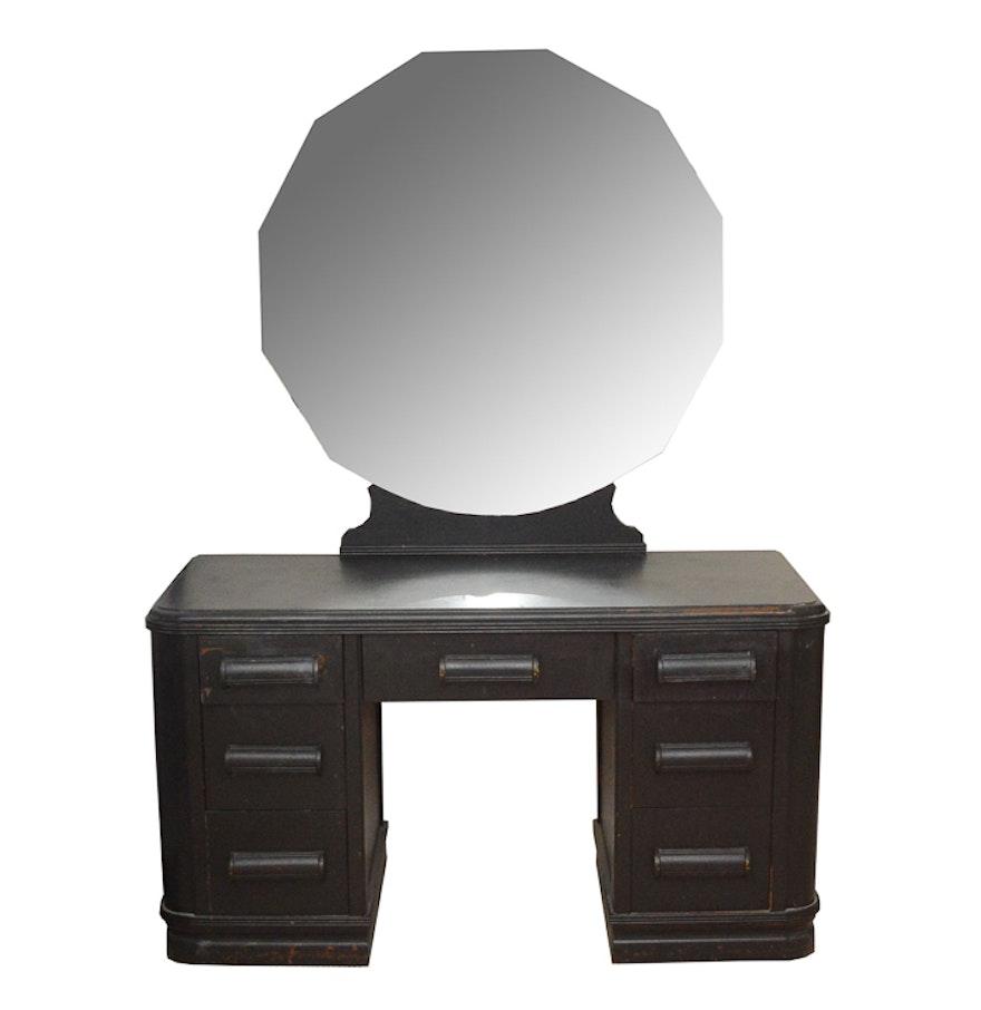 Vintage Vanity Table EBTH