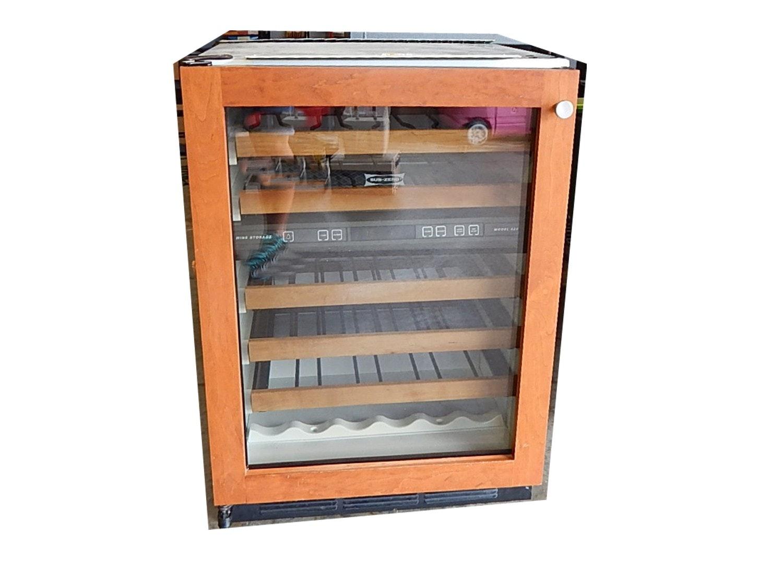 SubZero 424 Dual Zone Under-Counter Wine Storage
