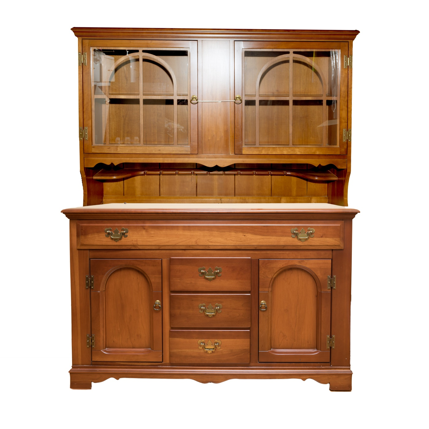 Empire Furniture Company Married Cherry Buffet