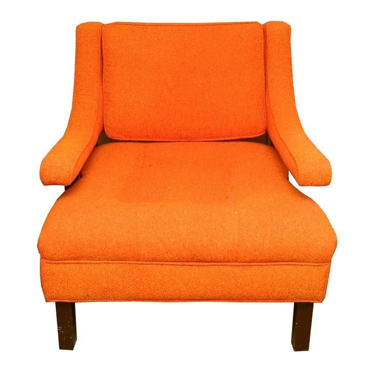 Mod Style Vintage Arm Chair
