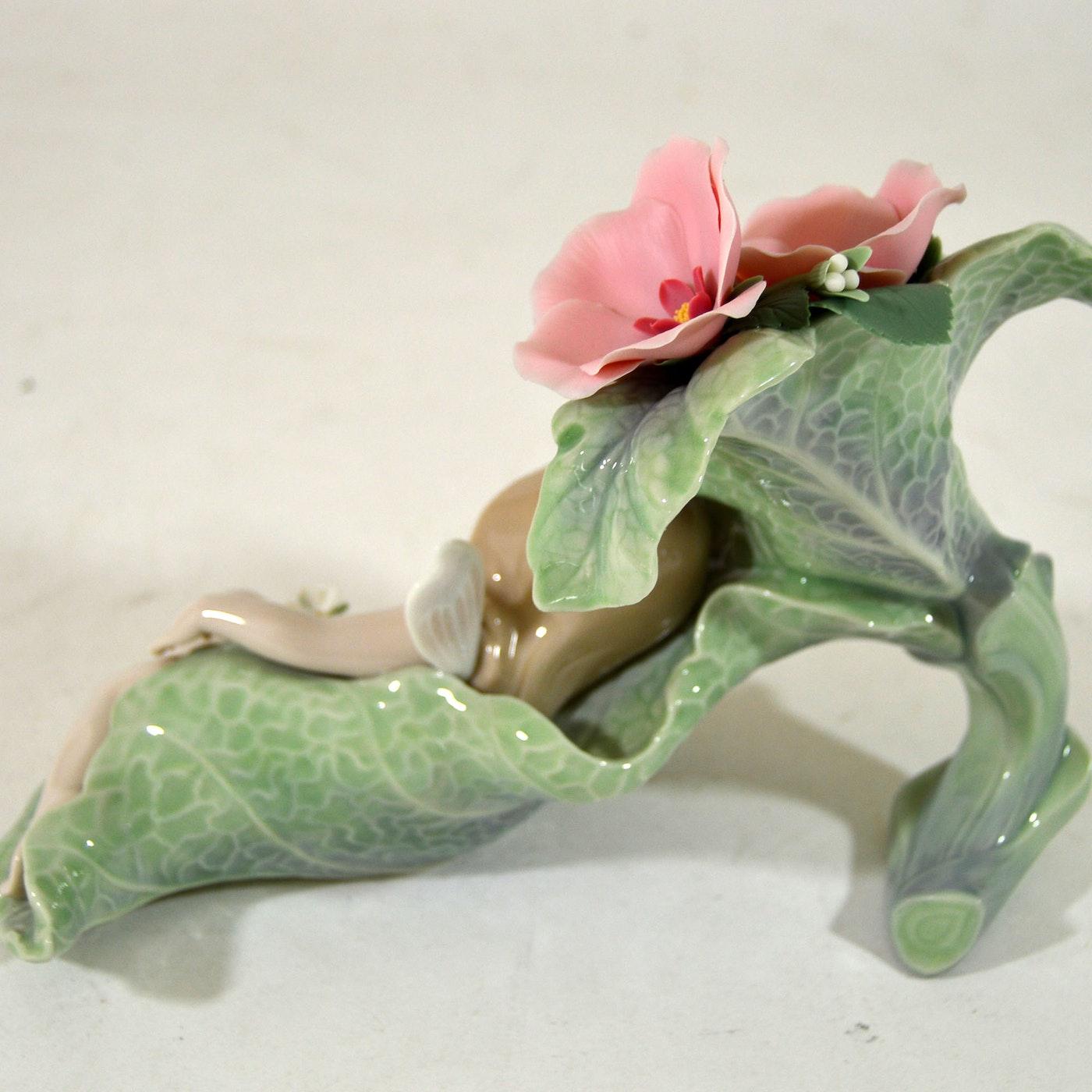 Lladr a visit to dreamland porcelain figurine ebth - Consider including lladro porcelain figurines home decoration ...