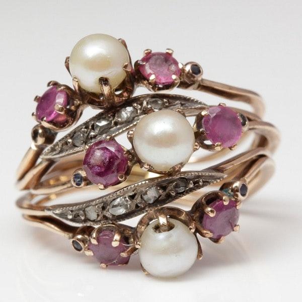 Fine Jewelry, Semi Precious Stones & More
