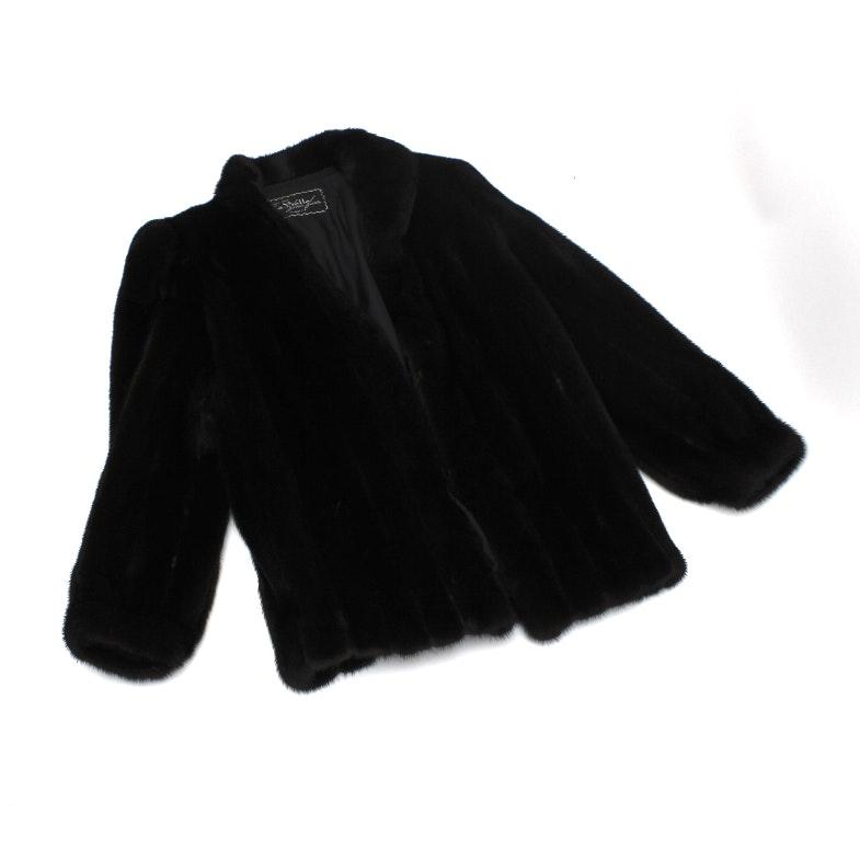 Mink Fur Coat by Schumacher