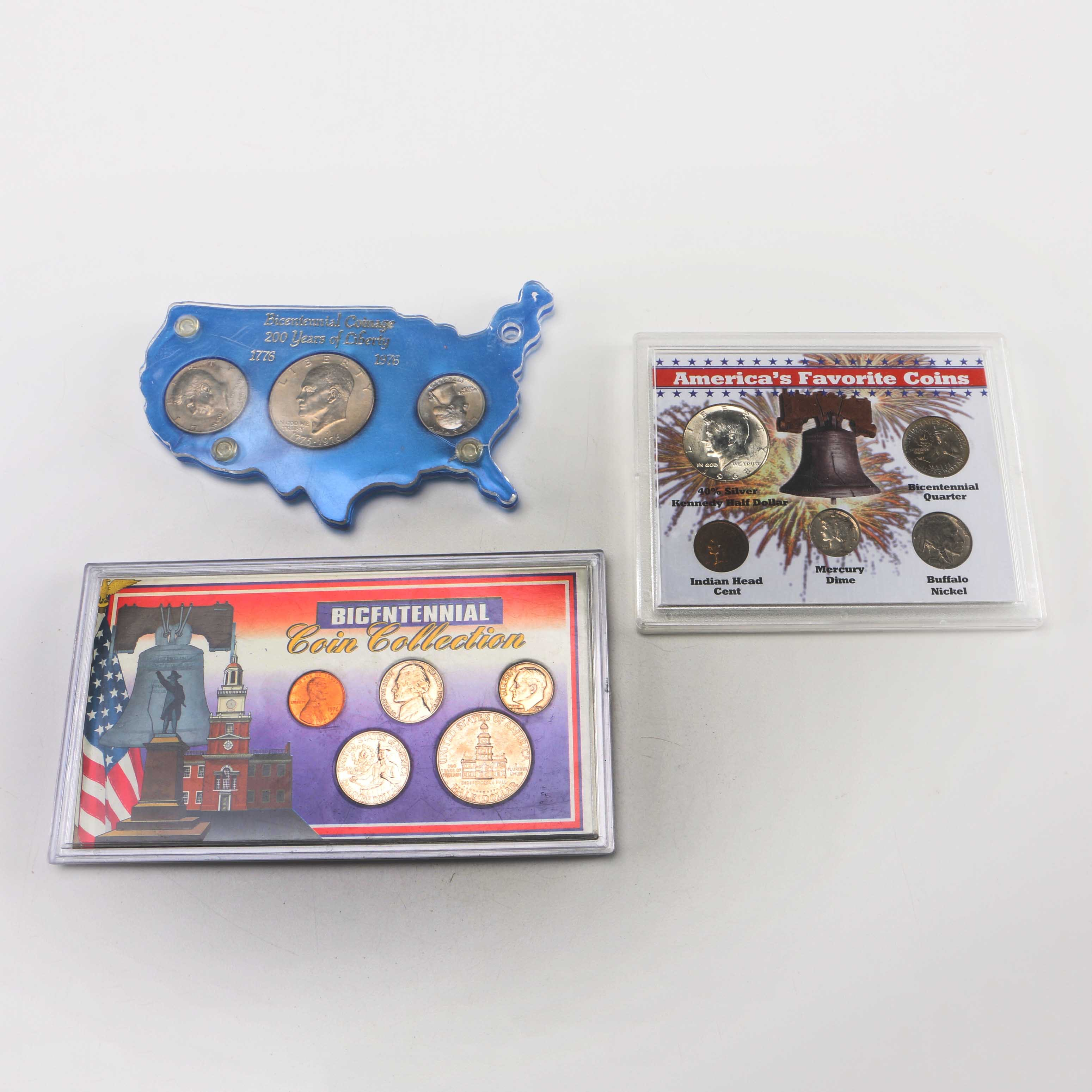 Collection of American Coin Sets