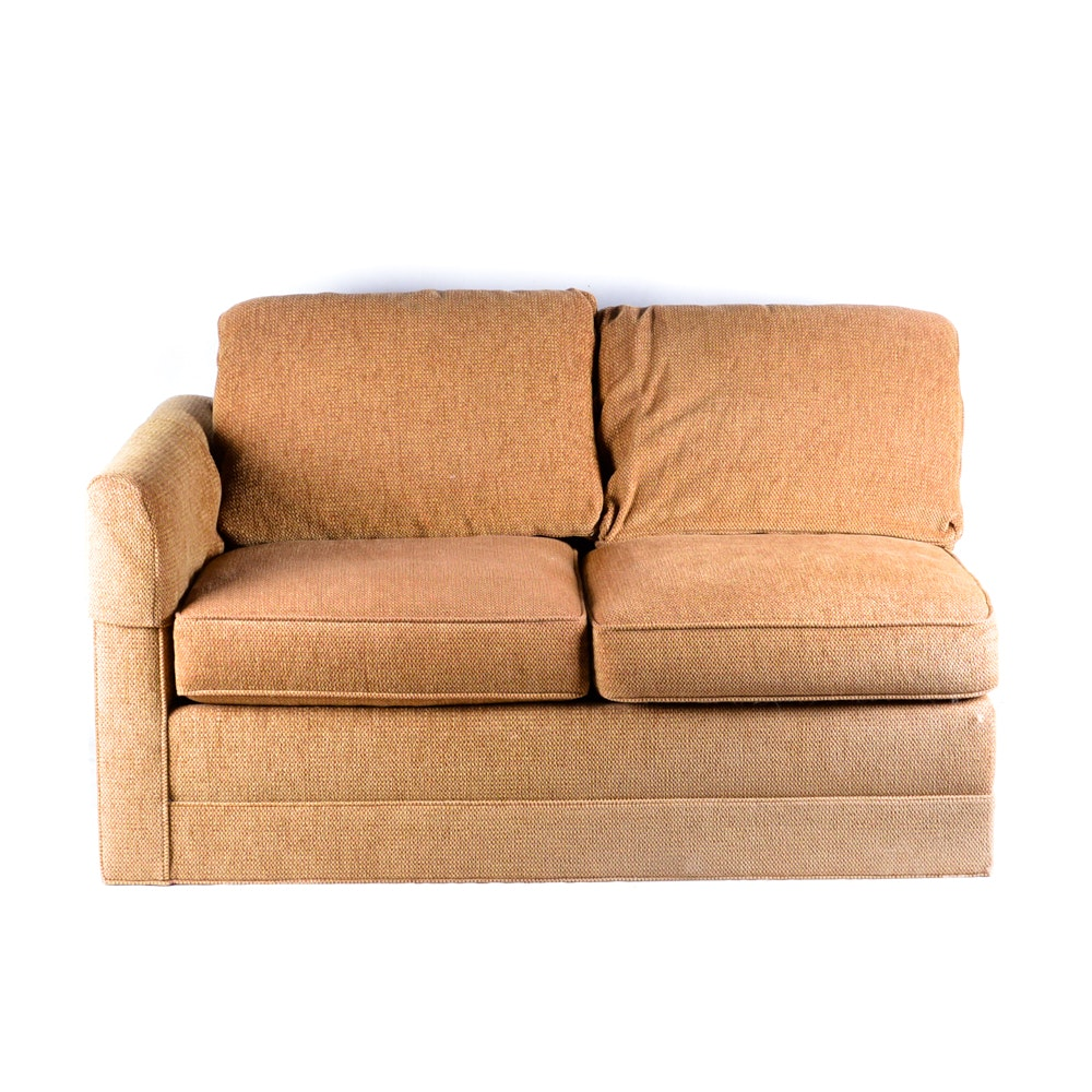 Large Throw Pillows For Couch : Large Sectional Sofa with Throw Pillows : EBTH