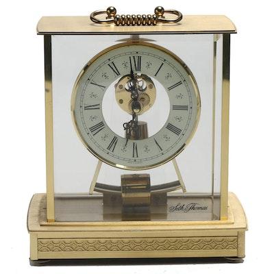 Seth Thomas Clock Co Adamantine Clock Ebth