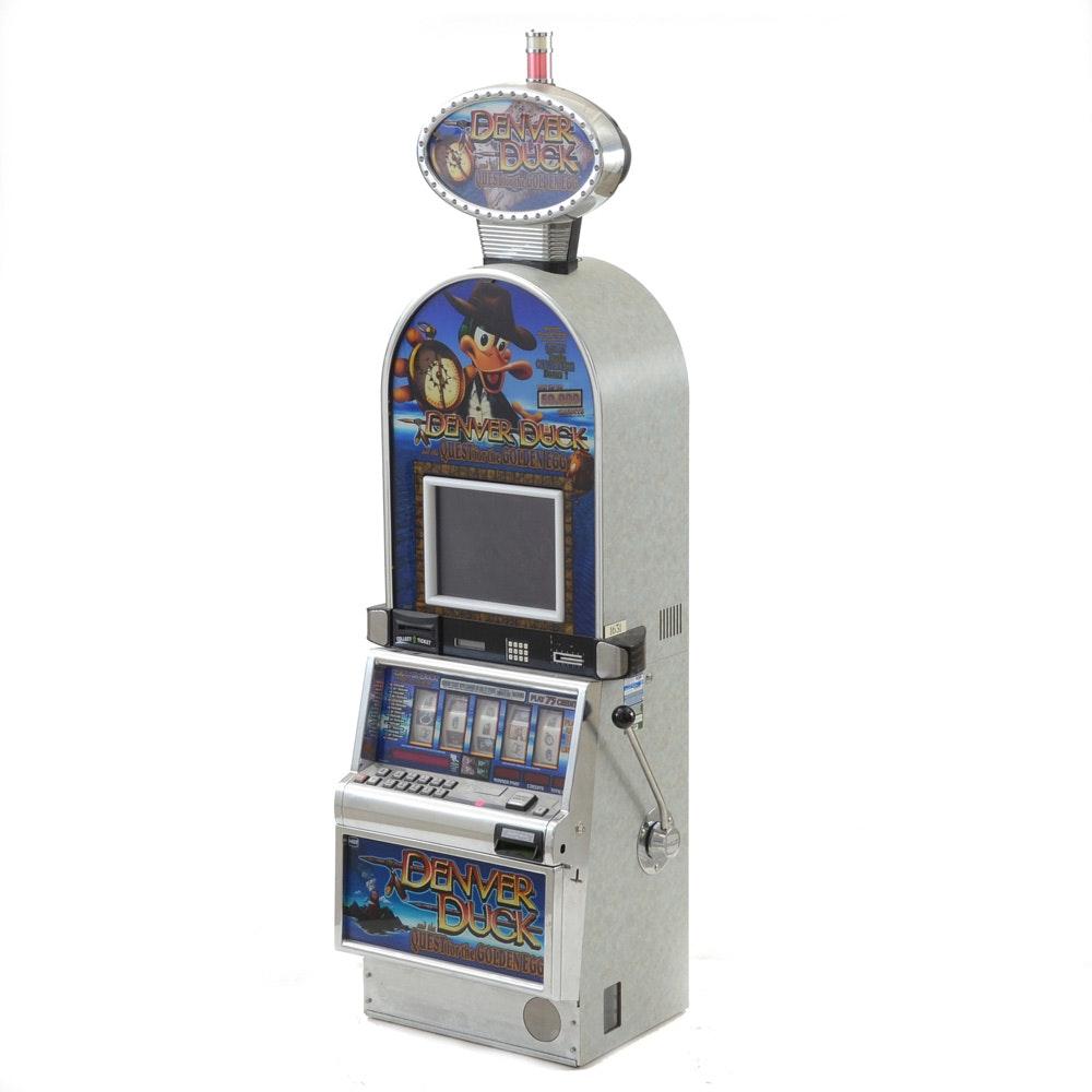 denver duck slot machine