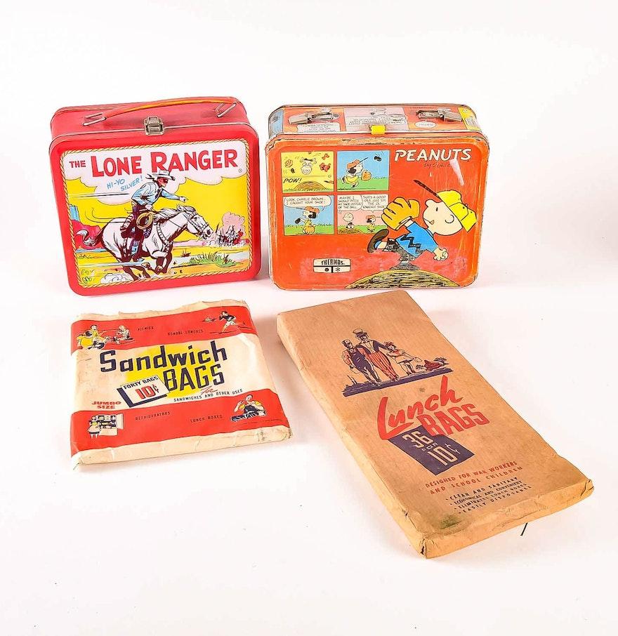 Vintage Metal Boxes 3