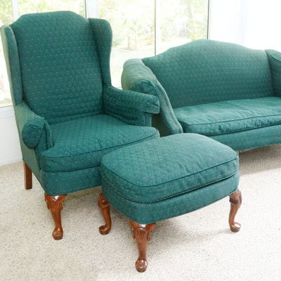 Vintage Sofas Antique Settees Retro Loveseats And Antique Chaises In Art Collectibles Home
