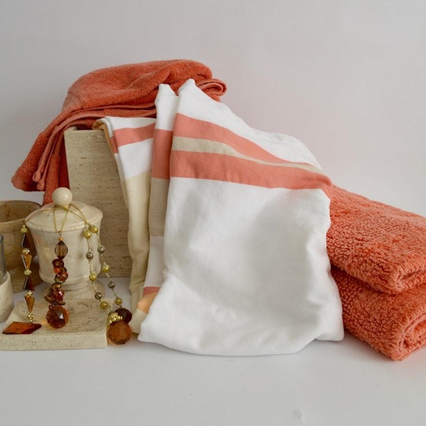 Ralph Lauren & Cynthia Rowley Bath Accessories Collection