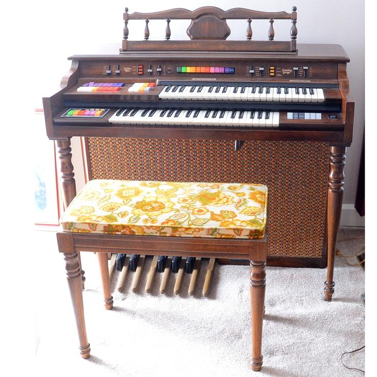 Kimball swinger 880 organ