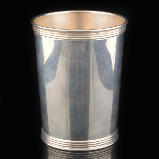 Sterling Silver Manchester Silver Co. Julep Cup