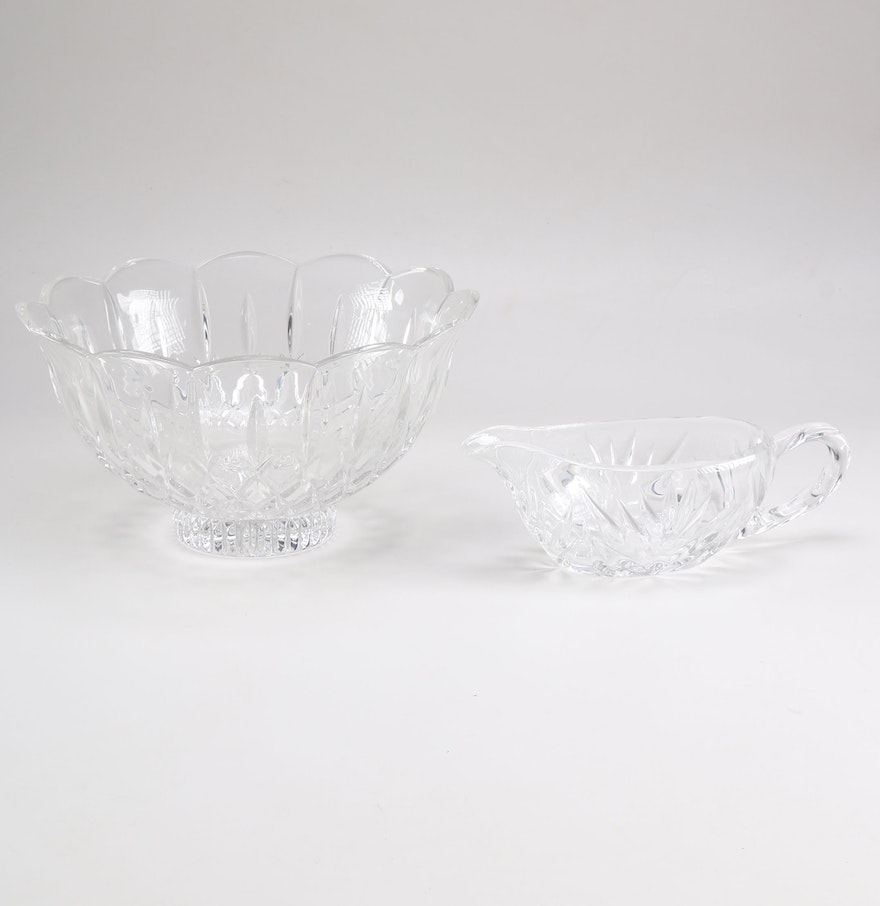 Crystal home decor set ebth Crystal home decor