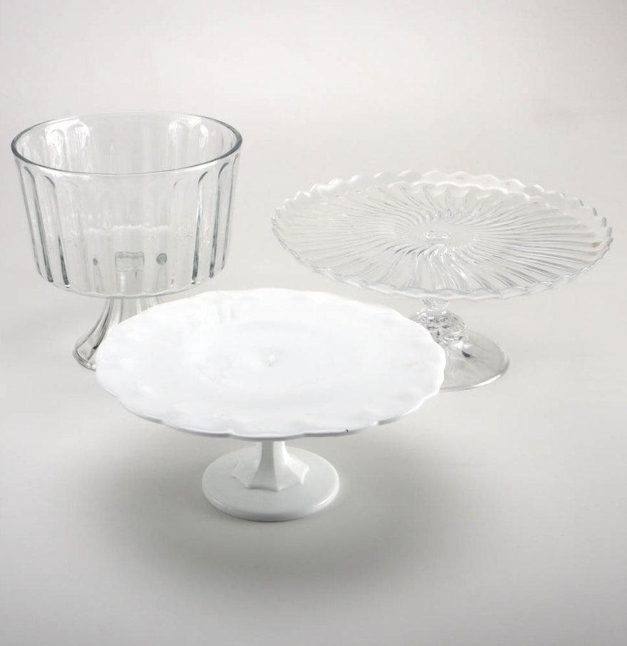 Trifle Bowl Cake Stand