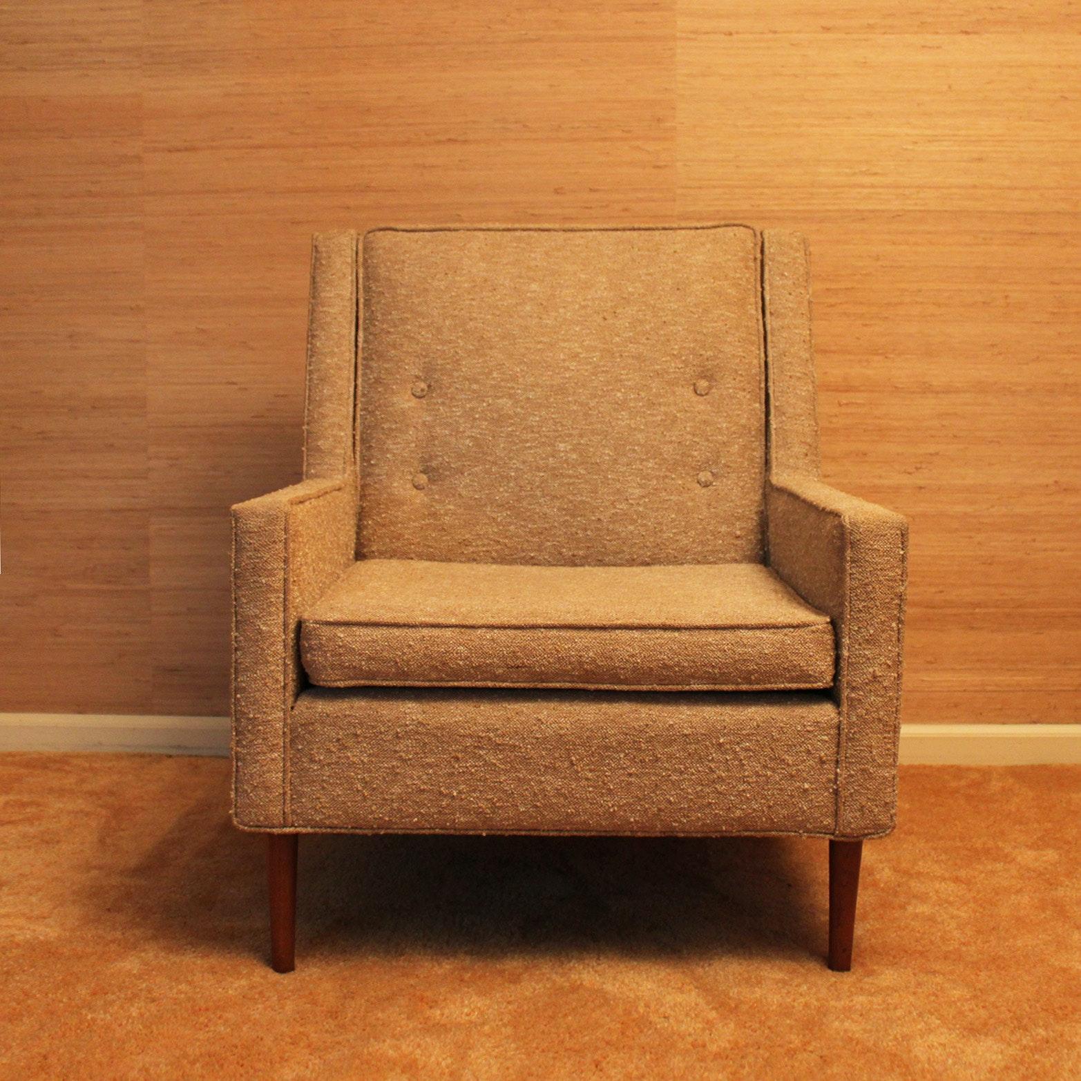 Charmant Montclair Furniture Mid Century Chair ...