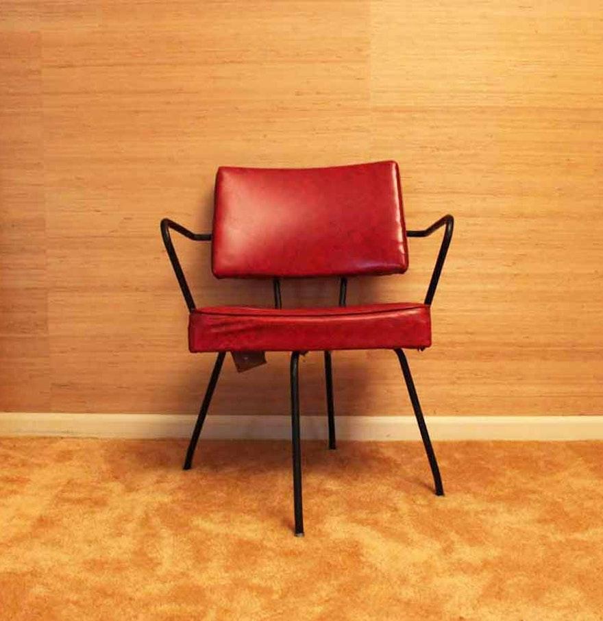 Douglas Furniture: Mid-Century Douglas-Eaton Swivel Chair : EBTH