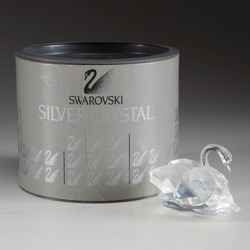 f4e592b9b An Authentic Swarovski Lead Crystal Figurine : EBTH