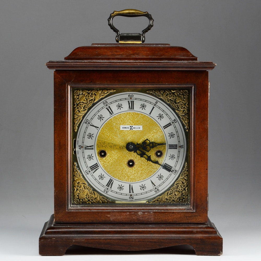 Howard Miller Mantel Clock ...