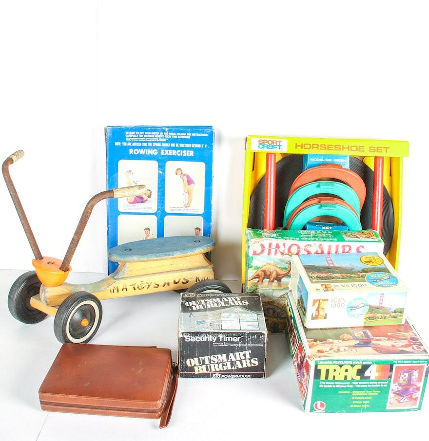 Vintage Games Toys 90