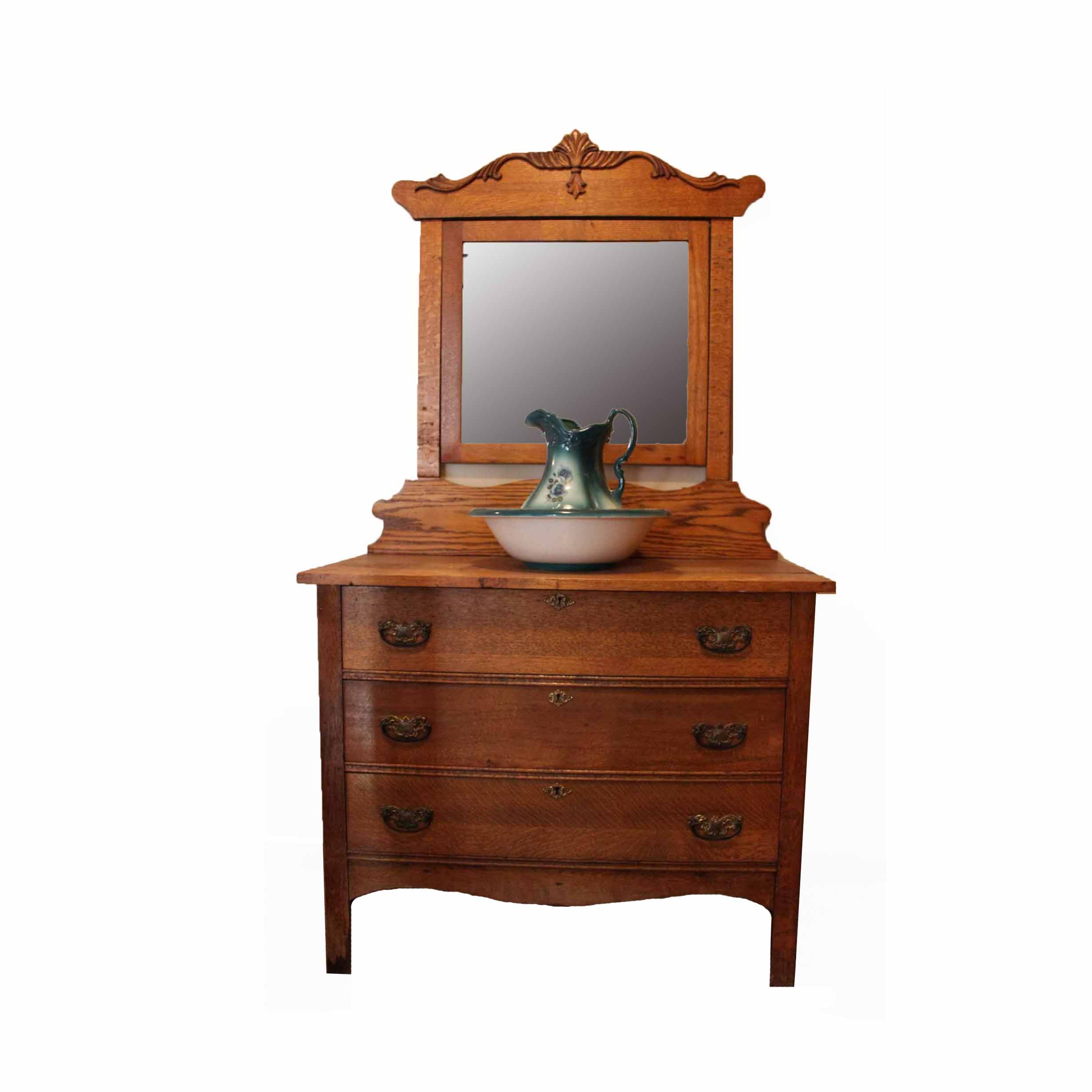 Antique Washstand With Mirror Www Picturesso Com