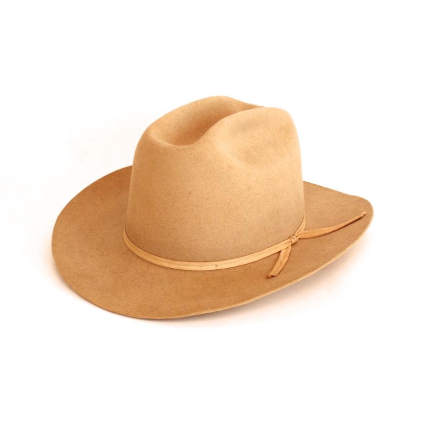 7445ba89883381 Stetson Cowboy Hat : EBTH