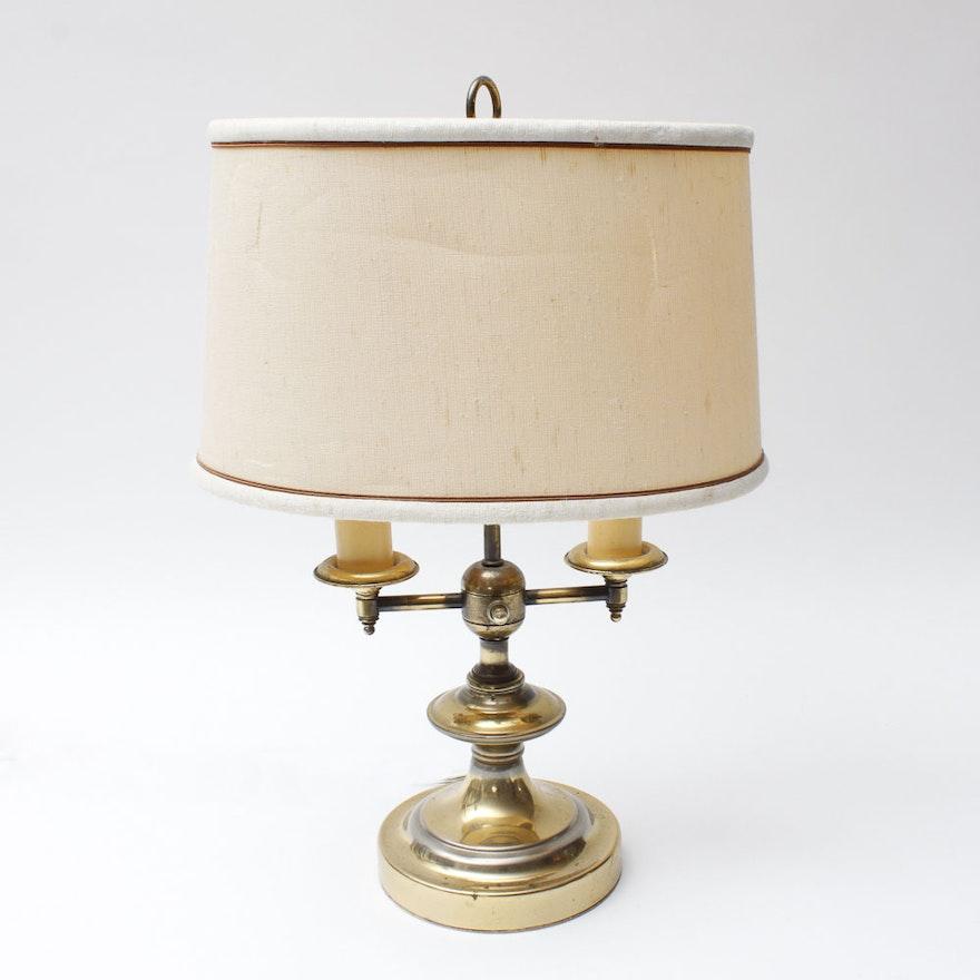 Double Bulb Table Lamp Ebth