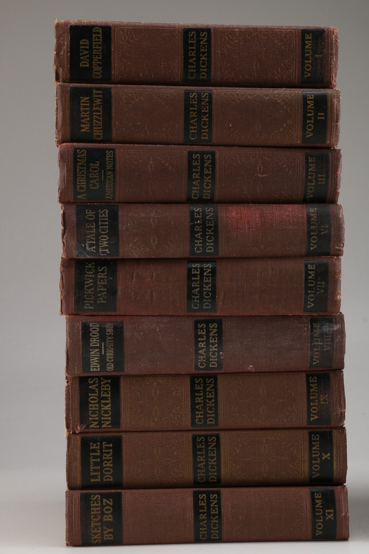 Cleartype Edition The Works Of Charles Dickens. 20 Books. Still Very Readable