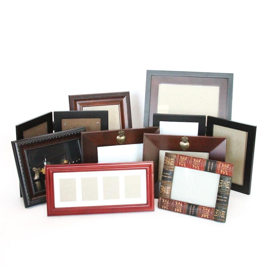 cd1d8dc609d1 Assortment of Wooden and Resin Frames   EBTH