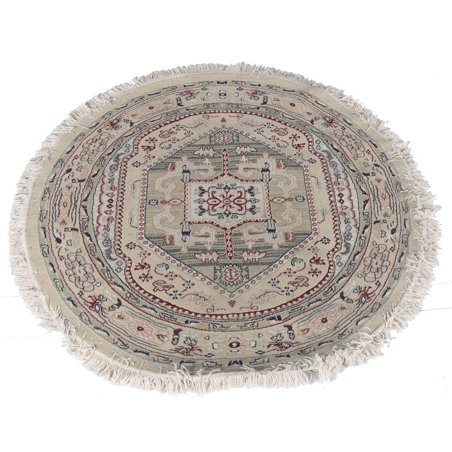 Round Area Rug By Unique Omid Asia
