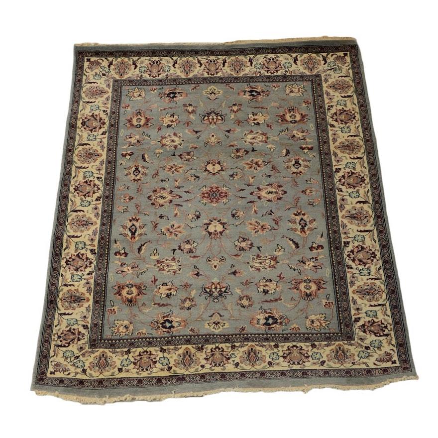 Persian Hand Woven Bakhtiari Style Wool Area Rug Ebth: Handwoven Persian Wool Area Rug