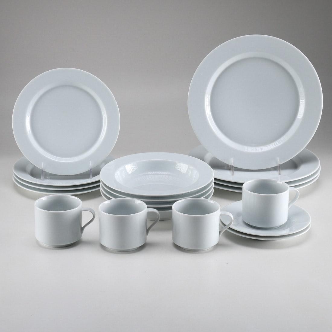 Tienshan \ Prelude\  Porcelain Dinnerware ... & Tienshan \