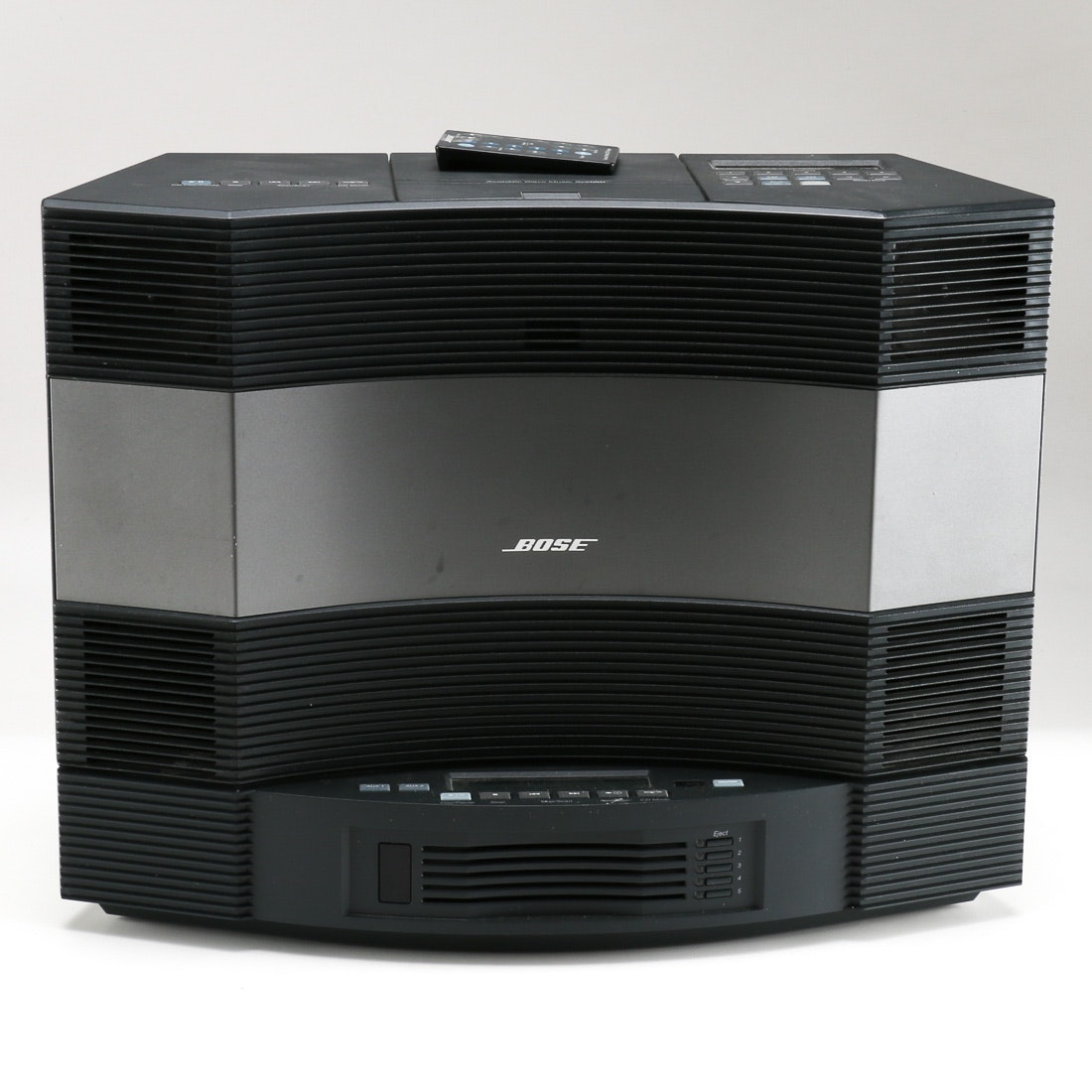 bose acoustic wave music system and multi disc changer ebth. Black Bedroom Furniture Sets. Home Design Ideas
