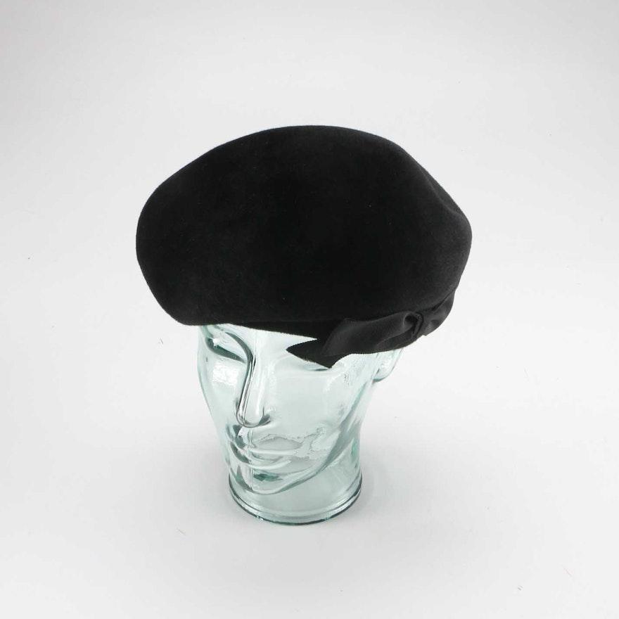 0f97269183c Vintage 1940 s Beret Hat   EBTH