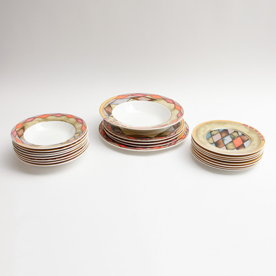 Palazzo Porcelain Tableware Designed by Paula Zanger : EBTH