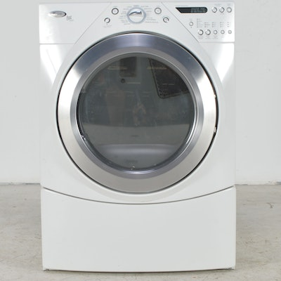 Whirlpool heavy duty super capacity washer and dryer ebth - Whirlpool duet washer and dryer ...