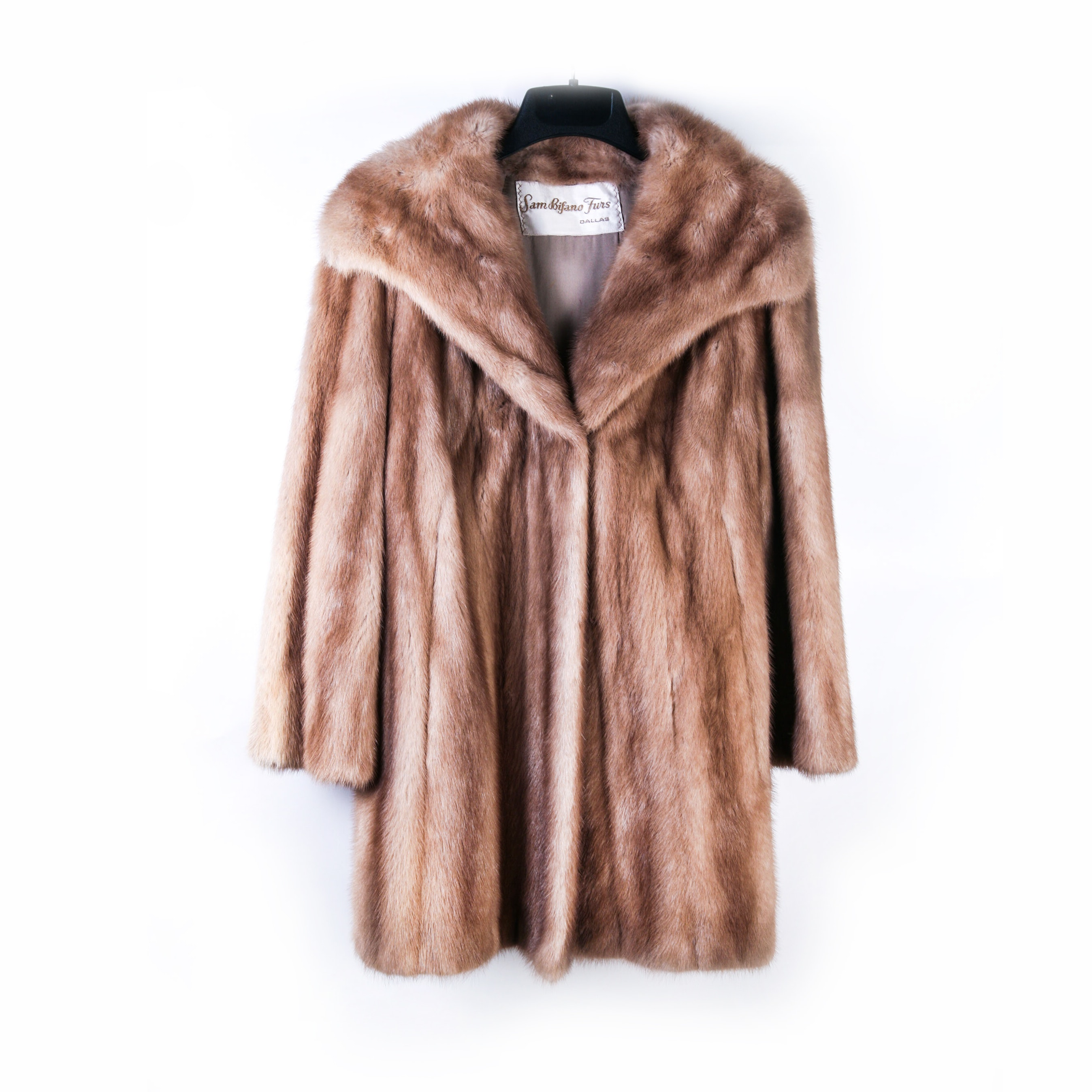 Vintage Mink Fur Coat by Sam Bifano Furs : EBTH