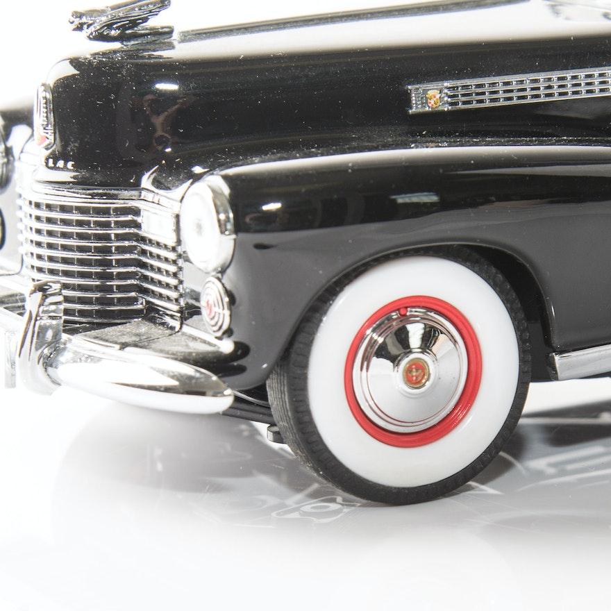 Danbury Mint Die-Cast Model 1948 Cadillac Fleetwood