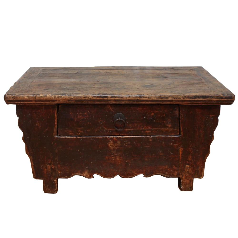 Sino Tibetan Buddhist Altar Style Table ...