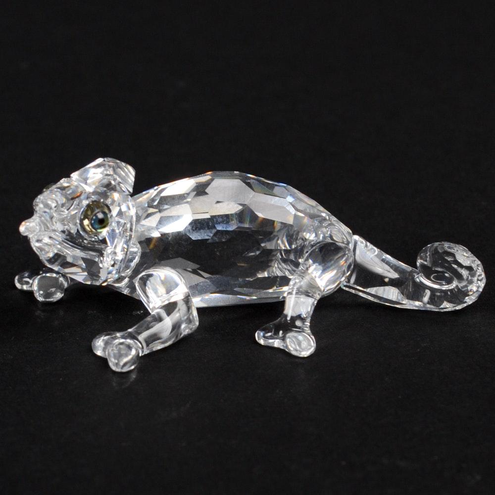 Swarovski Crystal Chameleon