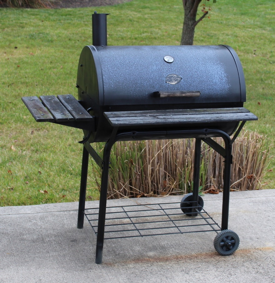 Char griller professional grill and smoker - Char Griller Professional Grill And Smoker