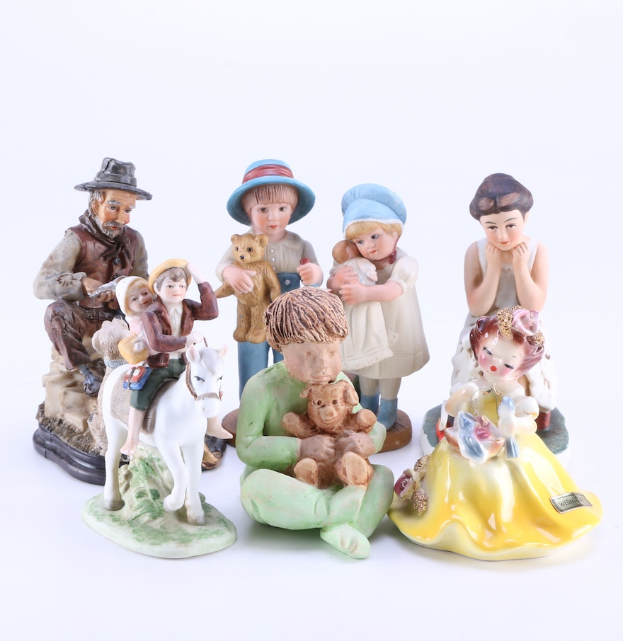 Jan Hagara Figurines For Sale