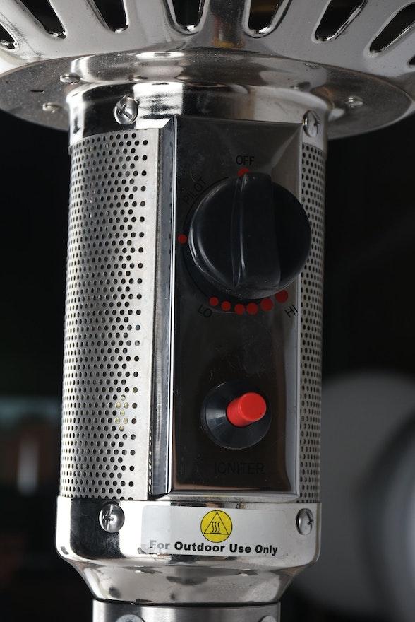 Outdoor Gas Heater Ebth