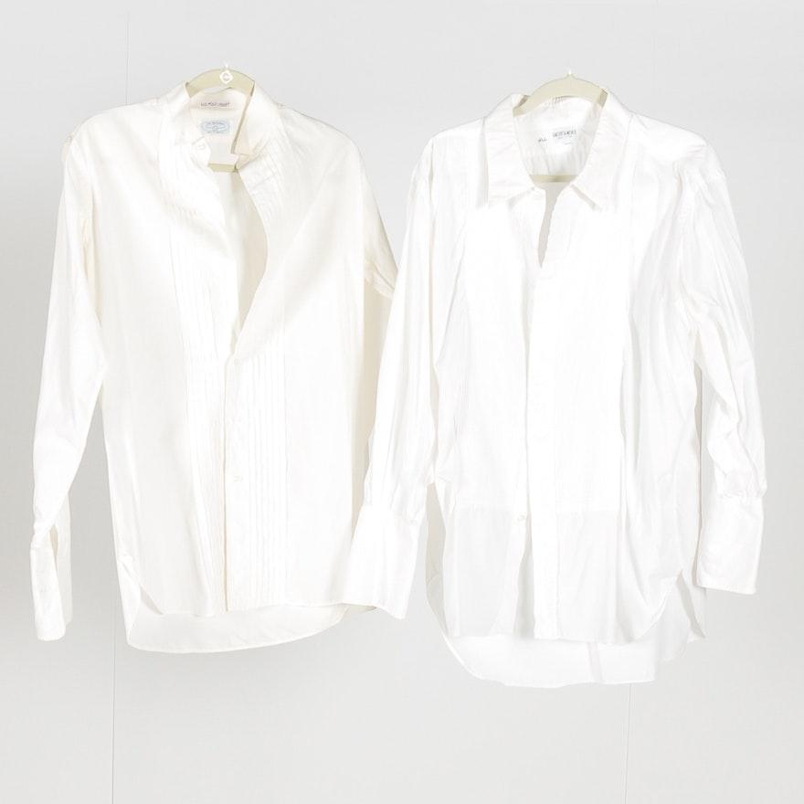 699020ea Set of Tux Shirts : EBTH
