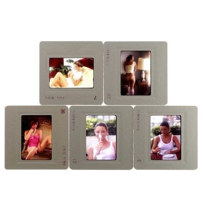 Original 35mm Slides of Sheila Kennedy by Bob Guccione