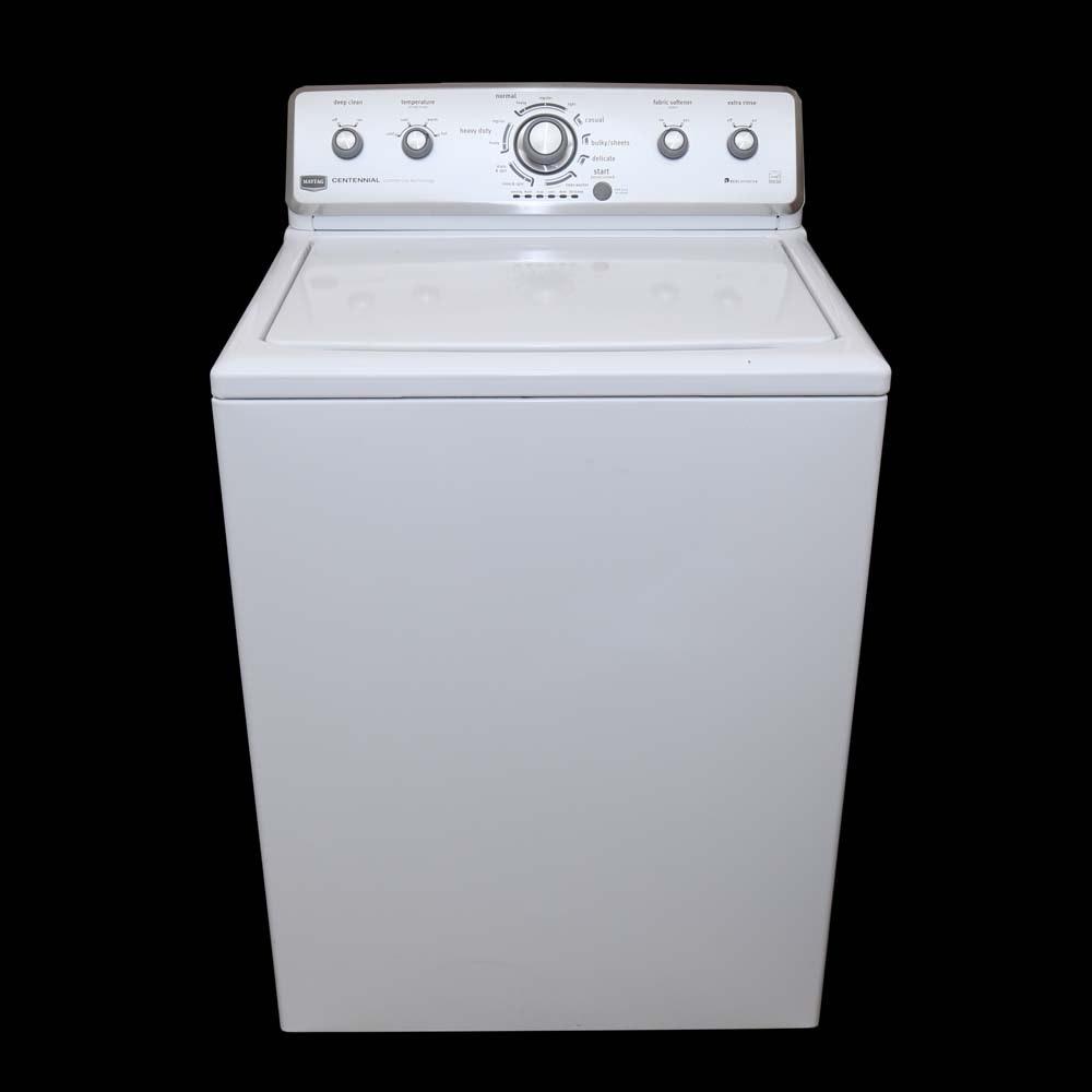 maytag centennial washing machine