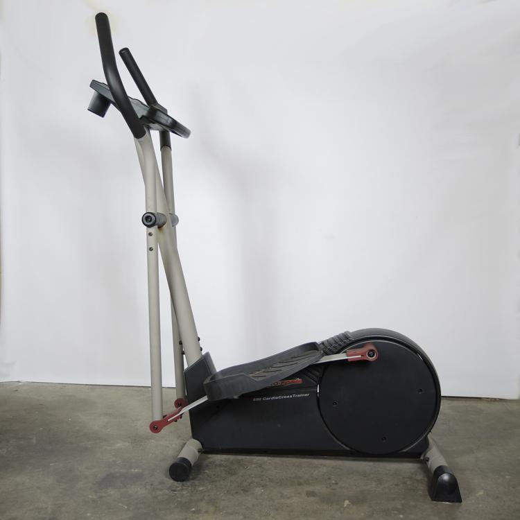 Pro Form 650 Cardio Cross Trainer Elliptical : EBTH