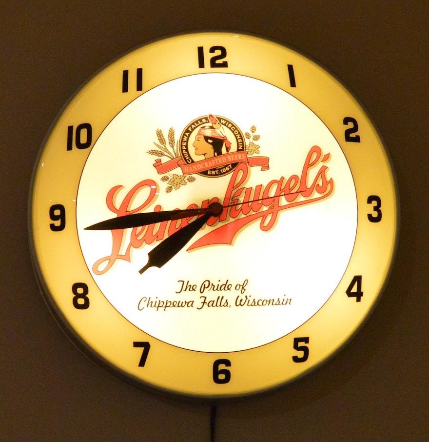 Vintage Beer Clocks 28