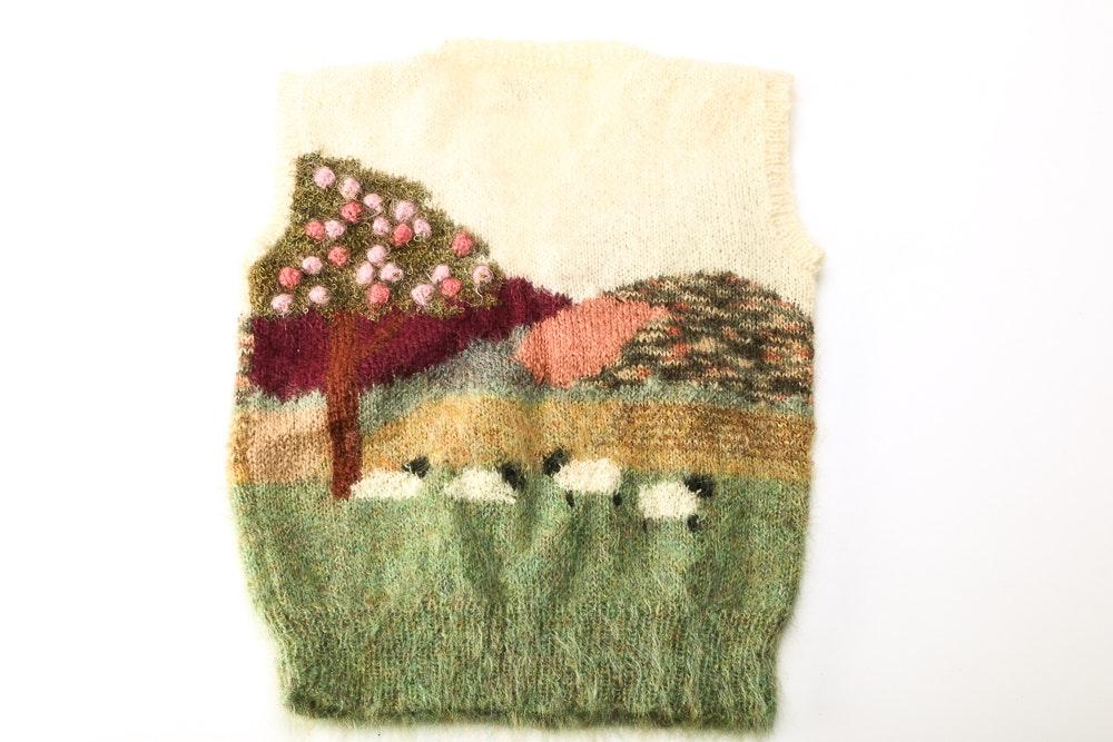 Lakeside Auto Sales >> Circa 1980s Susie Lee Women's Mohair Sweaters : EBTH