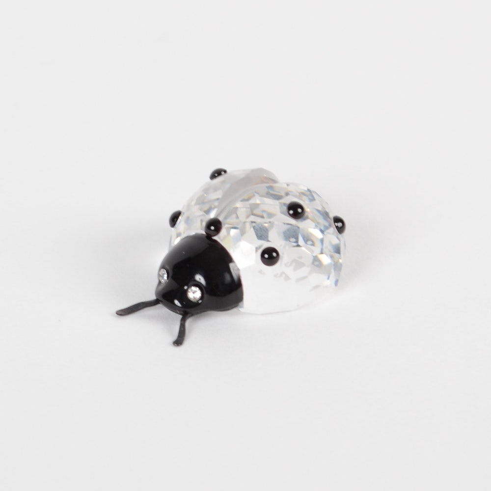 Swarovski Crystal Lady Bug
